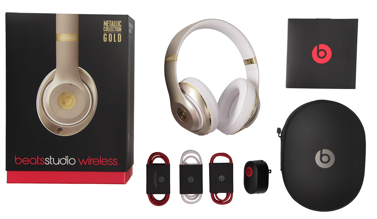beats by dre set audio electronics product photography example
