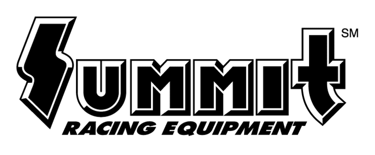 summit racing equipment parts automotive car street photography ortery customers logo