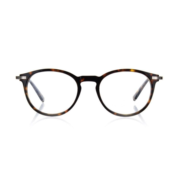 rounded eye glasses product photography still example
