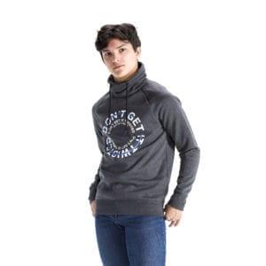 Sweatshirt shot with Ortery LiveStudio 6 light kit
