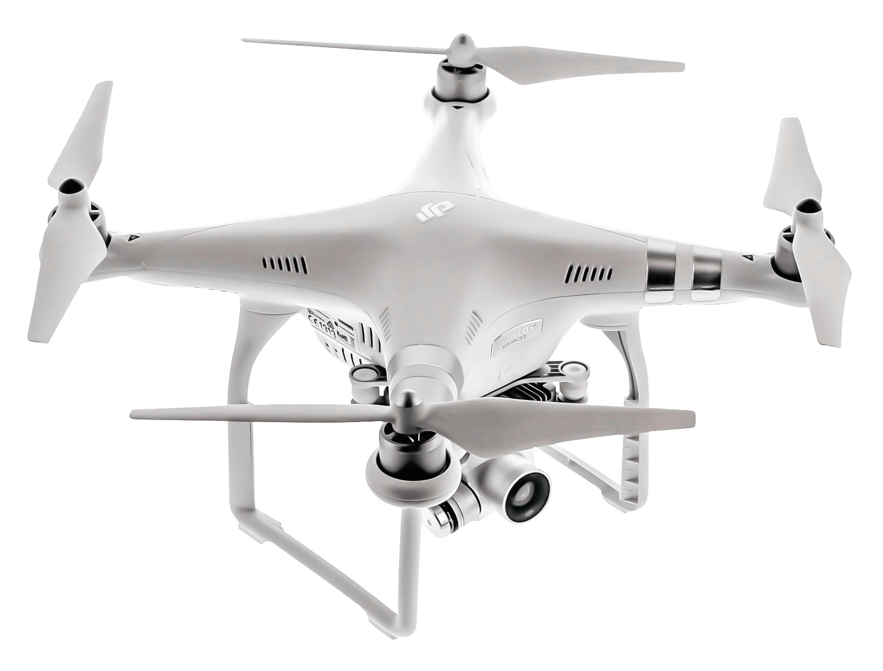 DJI Phantom II shot with one of Ortery's 3D product photography solutions