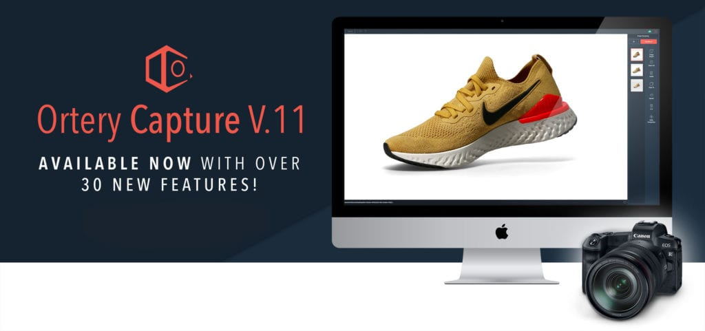 Ortery Product Photography Software Latest Release Version 11