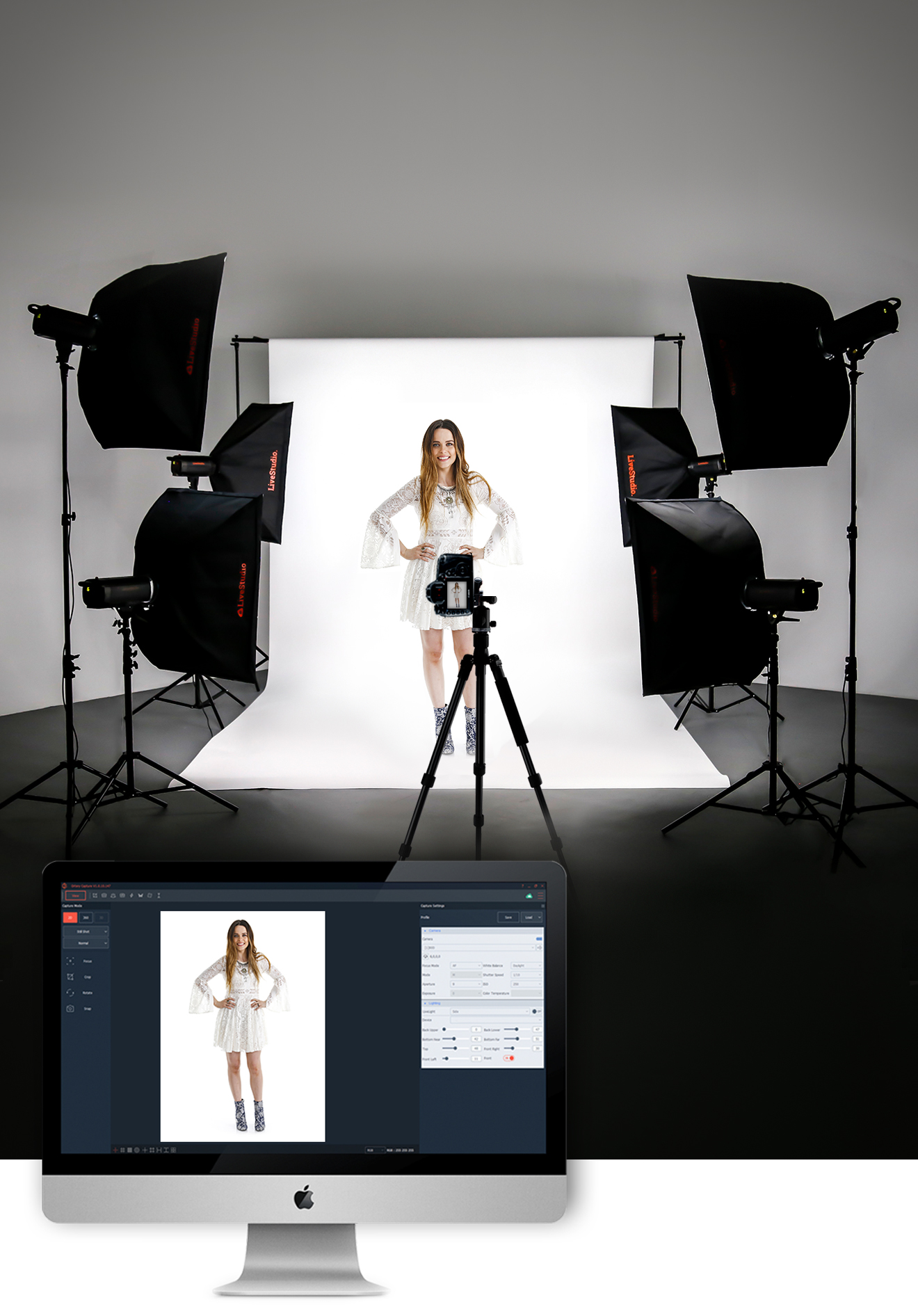 ortery-software-controlled-fashion-apparel-photography-solutions