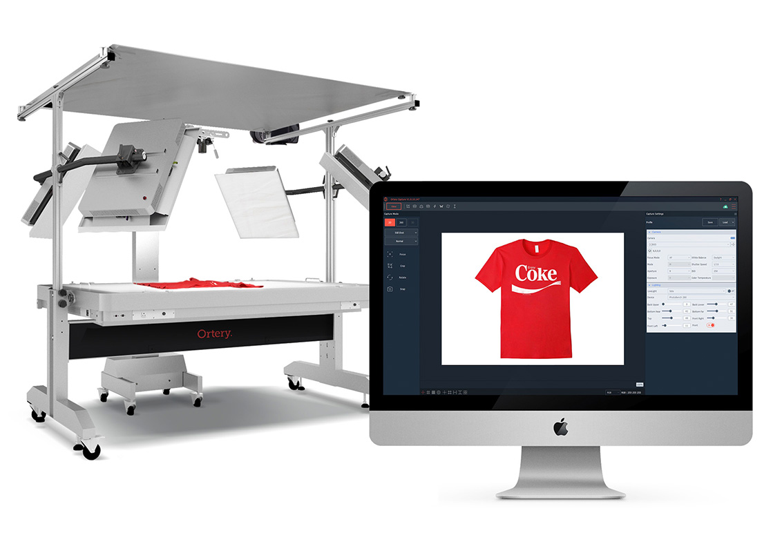 Clothing Photography Systems