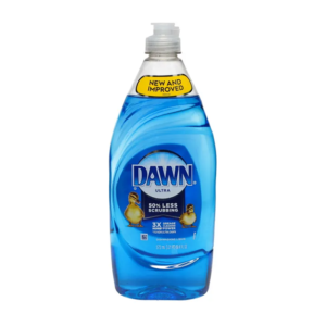 dawn dishsoap bottle clear transparent grocery home good cleaning product 360 example