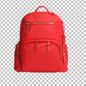 Tummi Hand Bag Backpag Purse 360 Transparent Example